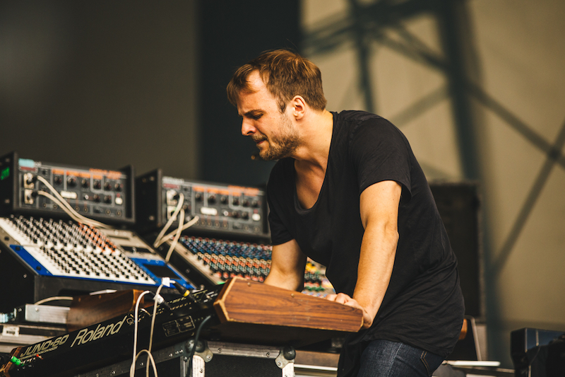 Nils Frahm Wilderness Festival