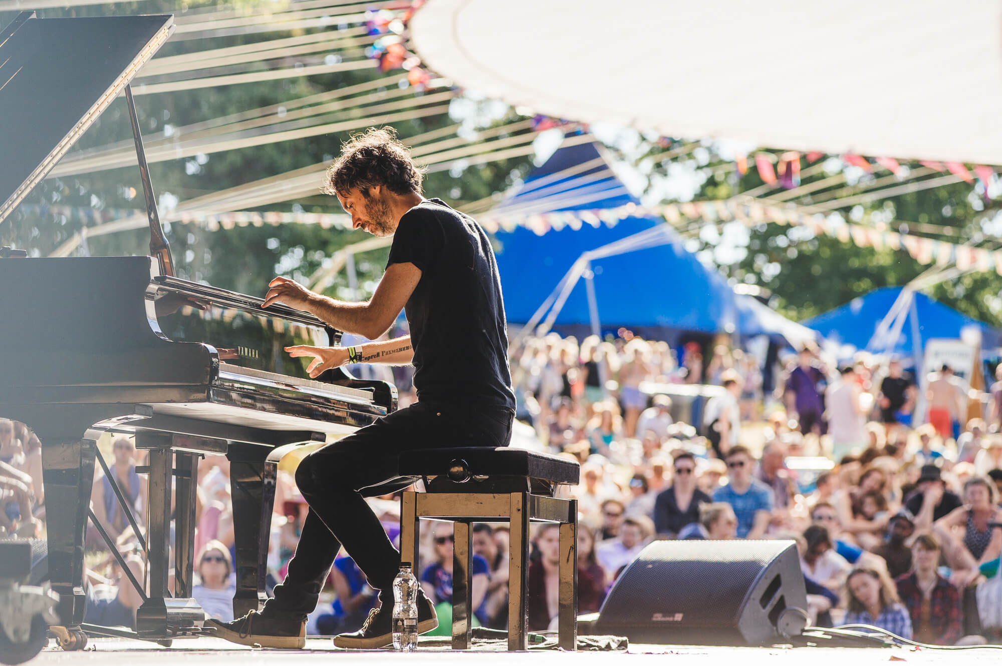 James Rhodes at Wilderness 2016