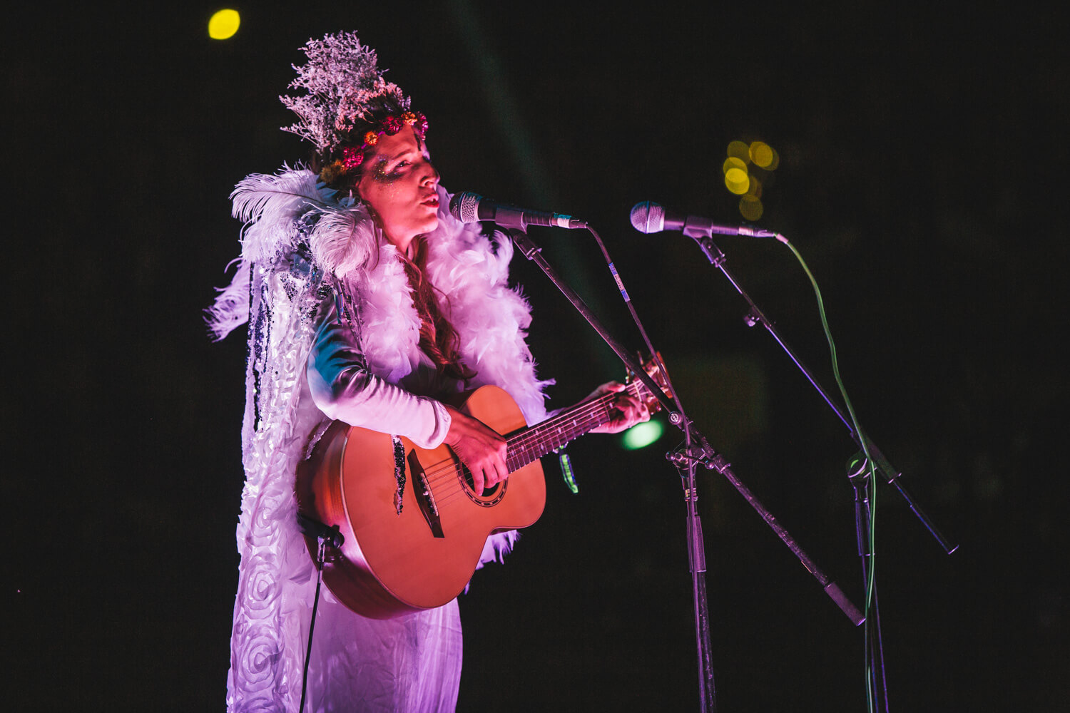 Martha Tilston The Spectacle at Wilderness Festival
