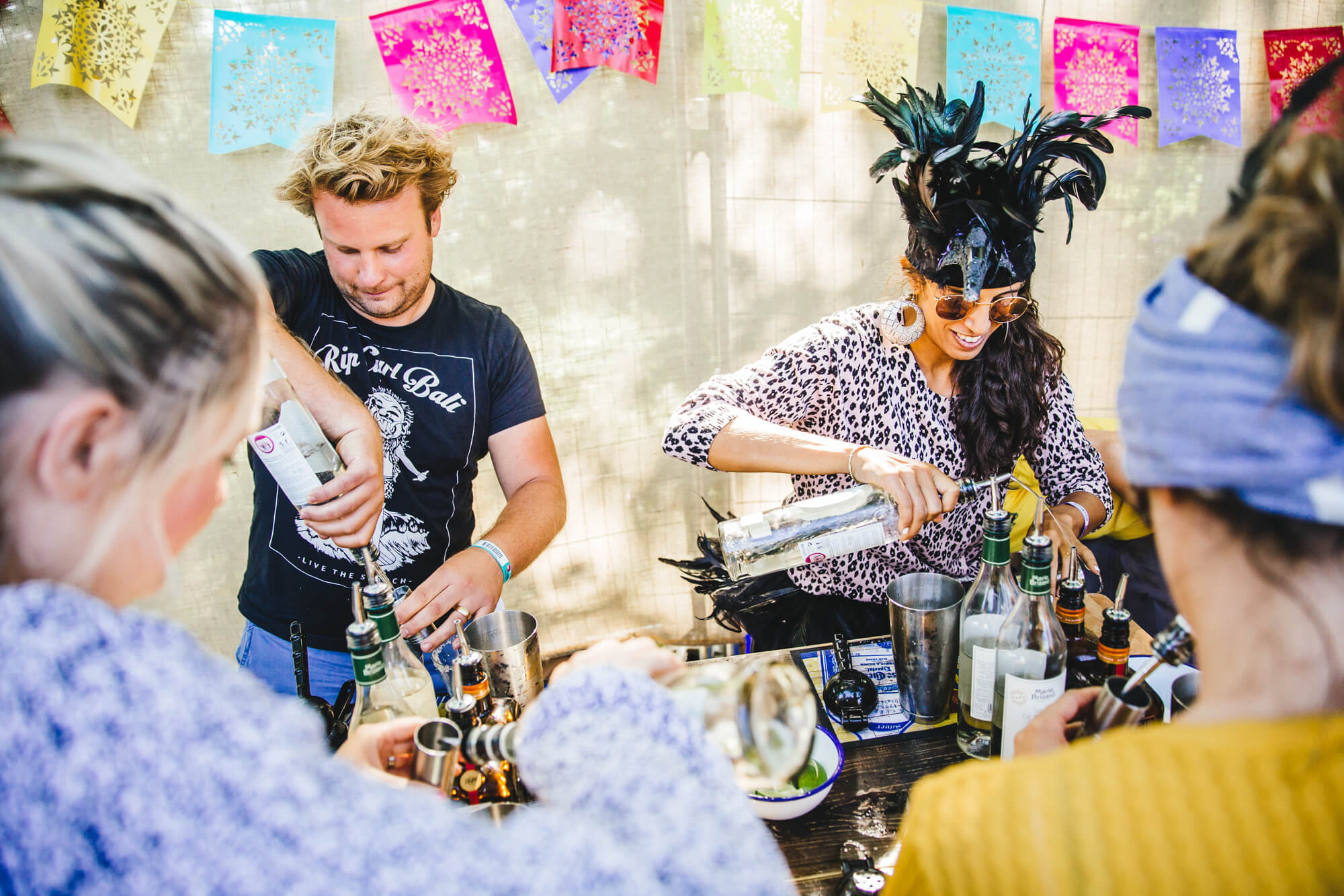 Tequila Taco Workshops Wilderness Festival