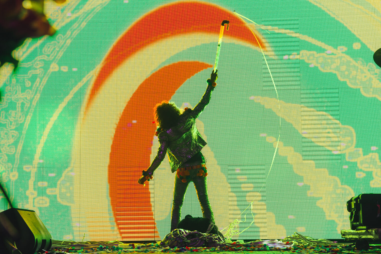 The Flaming Lips at Wilderness Festival